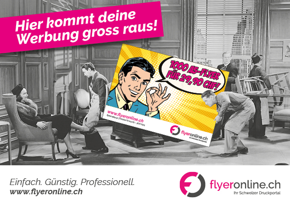 Flyer A5 Aktion Werberückseite A5 | Aktionsflyer
